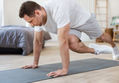 5 exercices à faire chez soi pour perdre du poids